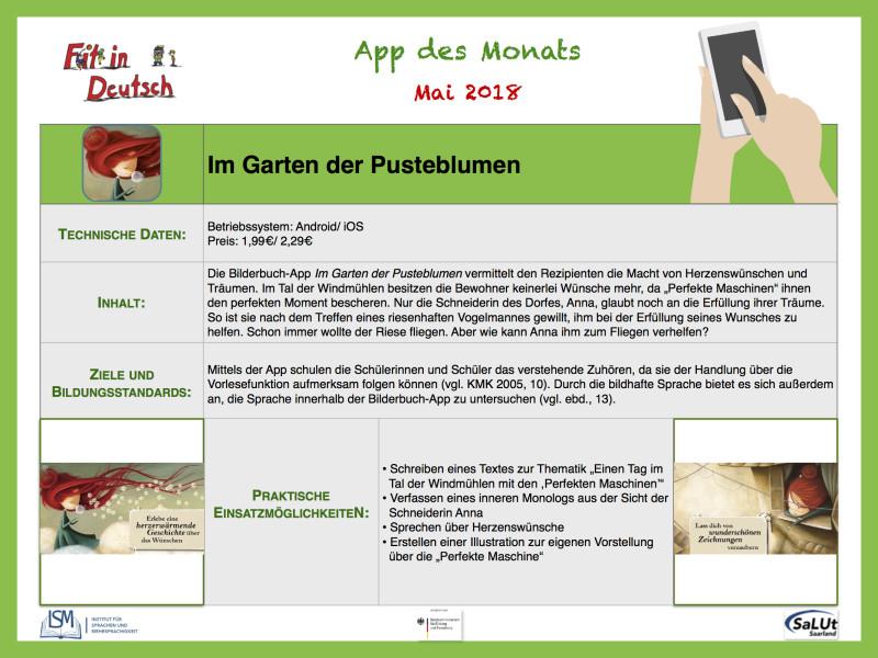 MATERIALIEN | Fit in Deutsch